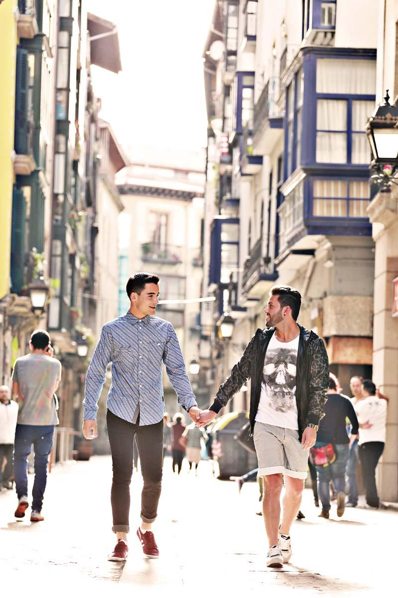 Bizkaia gay-friendly – Las 7 calles de Bilbao