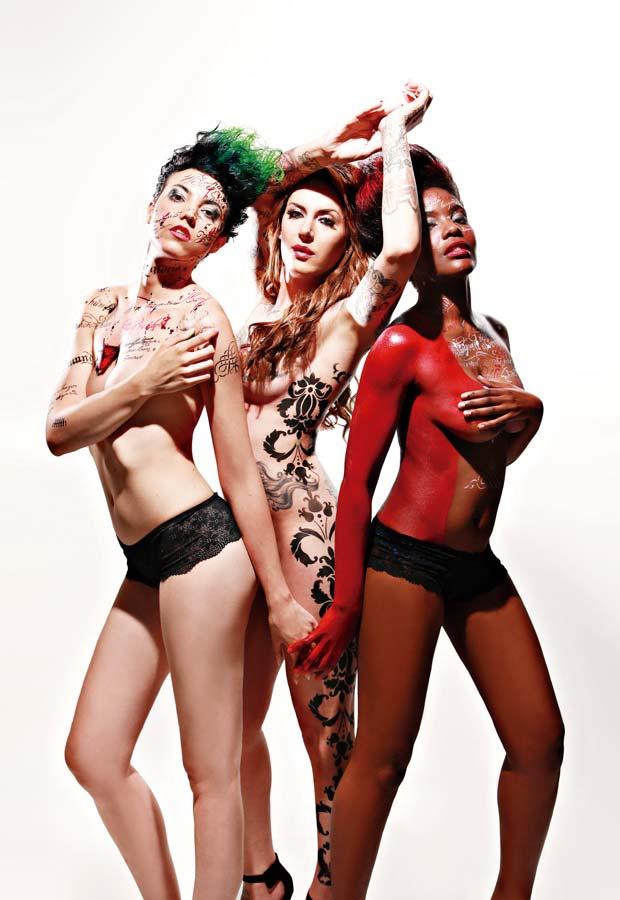 Tatuajes – Donde hay tinta hay alegría