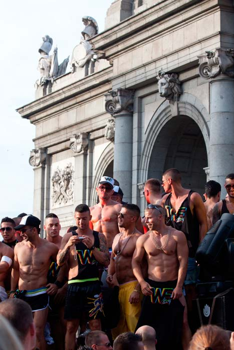 gaypride madrid