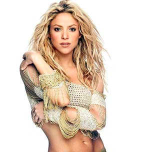 Maribiografía – Shakira