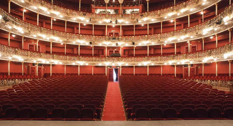 Teatros de Bizkaia