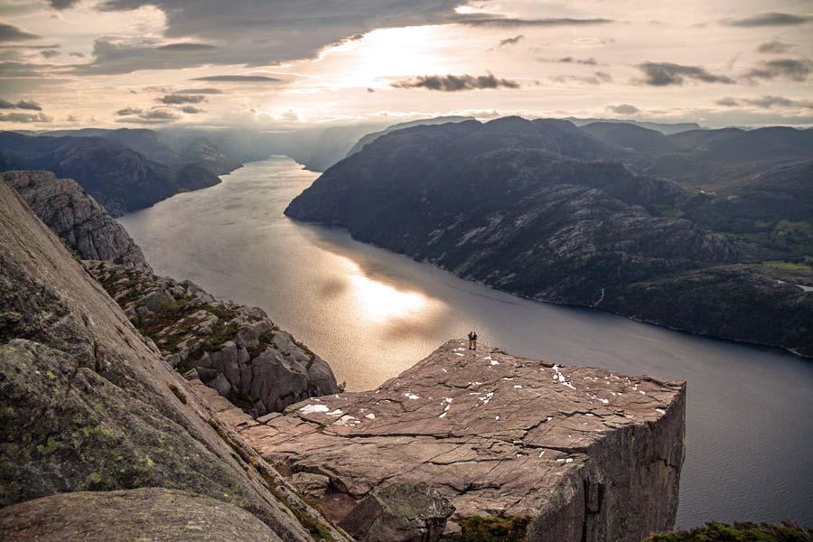 Oslo y fiordos