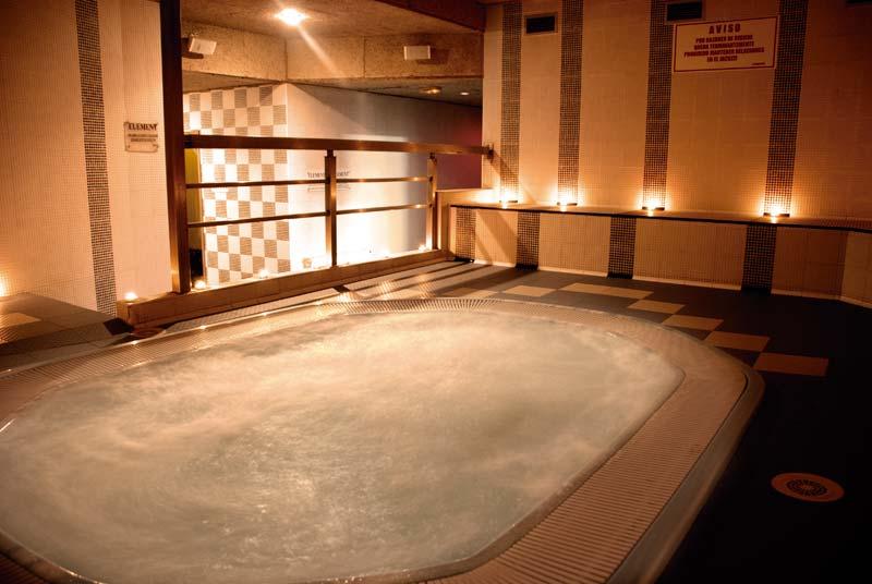 sauna element