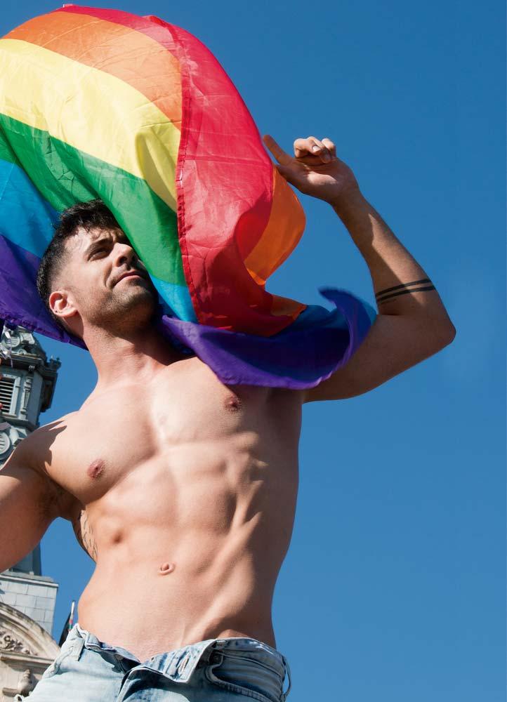 Heterosexual y homosexual es lo mismo
