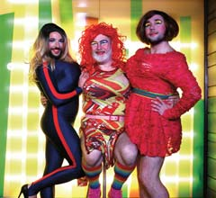 Las Fellini, vuelve Operación Travesti