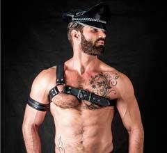 DANI ROBLES: Estrella del porno gay • 1,85m • 83kg • 18cm