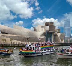 Bilbao camino al EuroPride