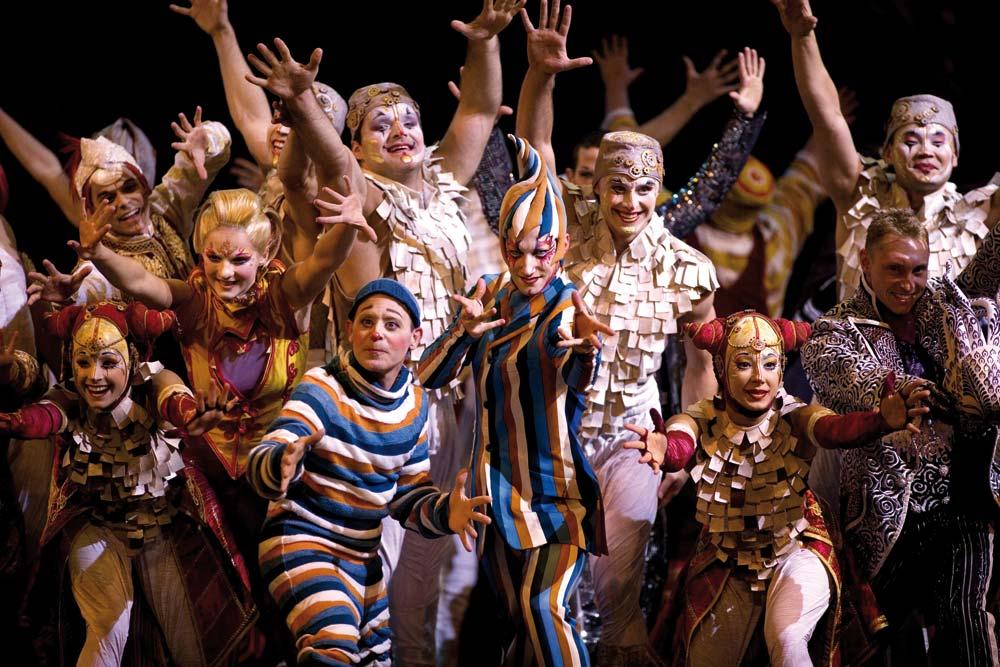 Vuelve el Cirque du Soleil