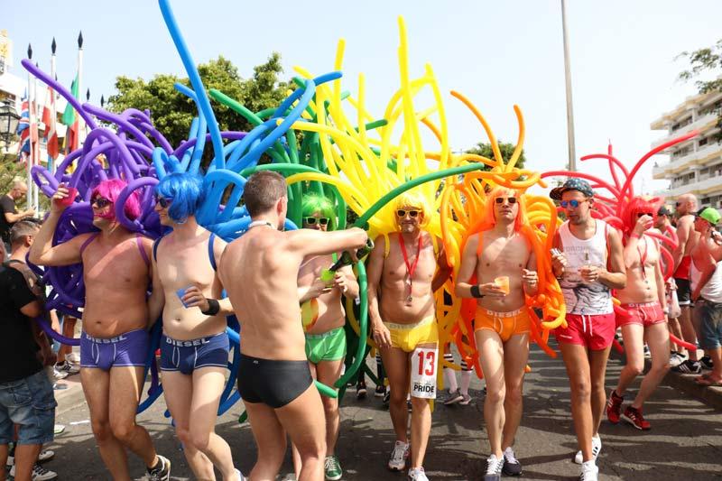 Gay Pride Maspalomas 2015