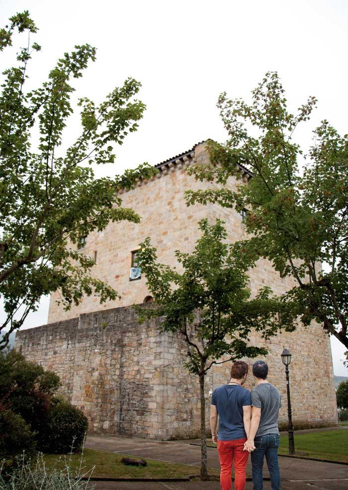 Casas Torre de Bizkaia