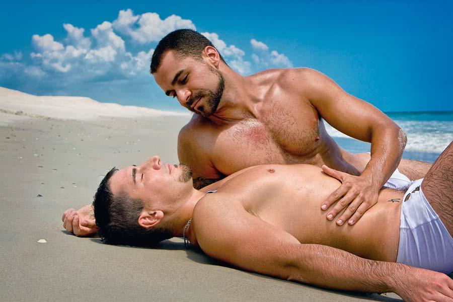 Sexo seguro en la playa