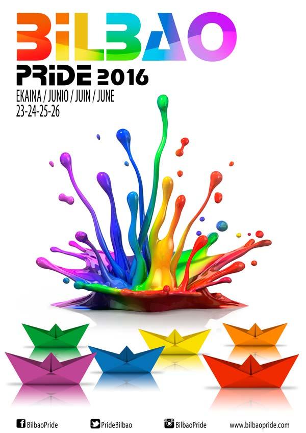 Llega el Bilbao Pride 2016