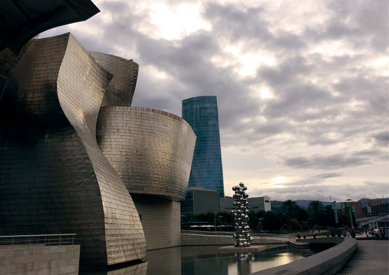 Bizkaia Enamora – Guggenheim XX. Aniversario