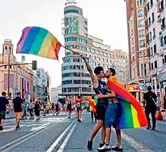 """El Orgullo de Madrid 2020 será en formato """"online"""""""