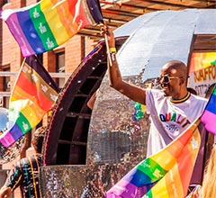 """Global Pride"", el Orgullo Mundial online"