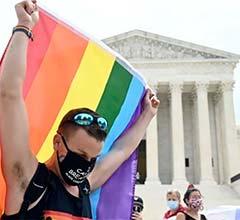 Histórico el fallo de la Corte Suprema de EE.UU. que prohíbe la discriminación en el trabajo de personas homosexuales y trans