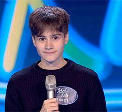 El mensaje ejemplar de Aiden en «Idols Kids», un chico trans de 15 años