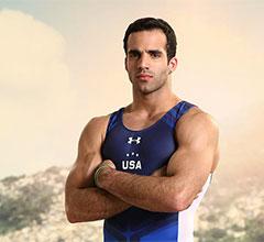 El triple medallista olímpico Danell Leyva y su lucha por la identidad