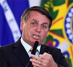 """Bolsonaro: """"Tenemos que dejar de ser un país de maricas"""""""