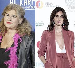 Lucía Etxebarria y Paz Vega contra el colectivo trans