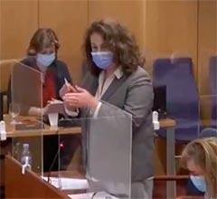 Carla Antonelli pide amparo ante la transfobia de un parlamentario de Vox